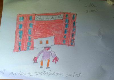 Guille, 8 años