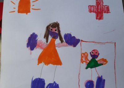 Lucia, 6 años