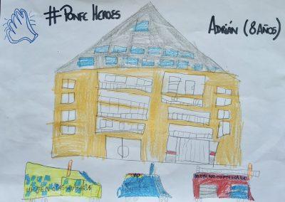Adrian, 8 años