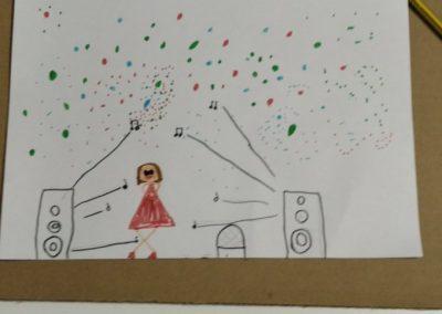 Claudia, 7 años