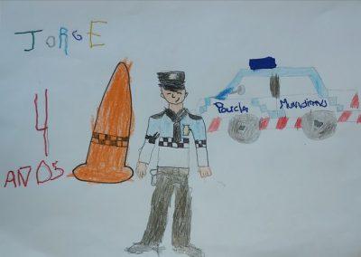 Jorge, 4 años