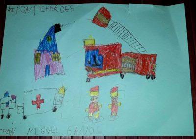 Juanmi, 6 años