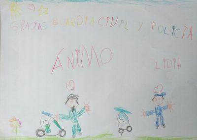 Lidia, 4 años