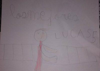 Lucas, 5 años