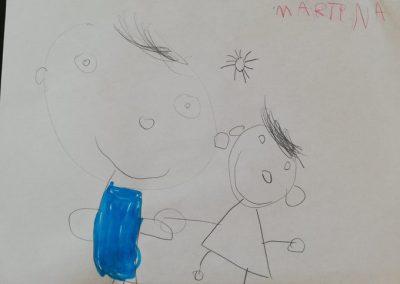 Martina, 3 años