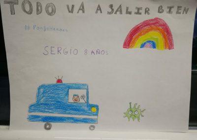 Sergio, 8 años