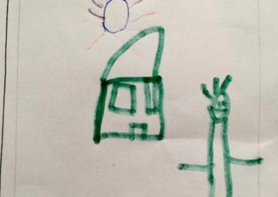 Tomás, 4 años